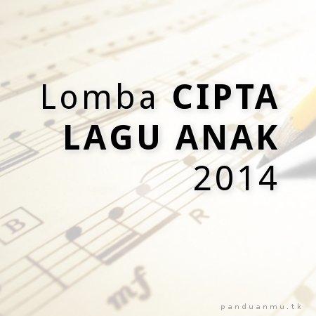 Lomba Cipta Lagu Anak 2014