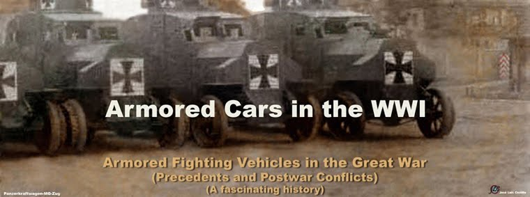 Armored Cars in the WWI