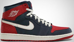 "Air Jordan I Retro High ""Election Day"" (2012)"