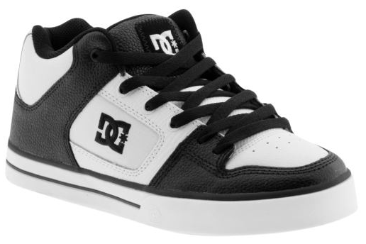 dg skate shoes pure xe dgt skateboard men's size 8 black gold lace up see more like this DC Men's Trase TX Skate Shoe, Dark Denim/Gum, Model ADYS Brand New · DC Shoes.