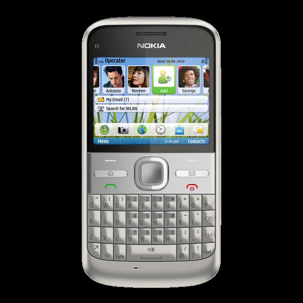 coolmobiles: Nokia e5