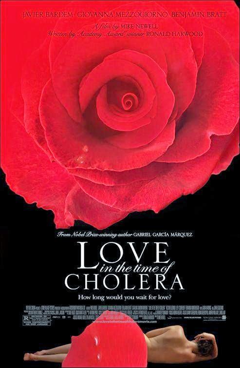 El amor en los tiempos del cólera DVDrip Latino 2007