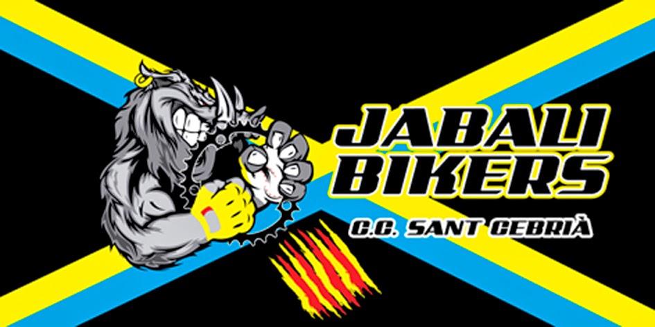 JABALI BIKERS - CLUB CICLISTA SANT CEBRIÀ