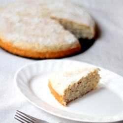 best recipe for vegan indian coconut cake
