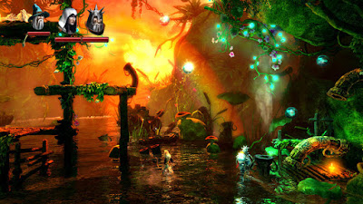 10 Best Couch Co-Op Games Trine Enchanted Edition