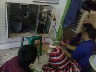 Service perbaikan ac surabaya