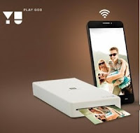 Amazon India : YU Yupix YUAMP001 Smart Pocket Printer at Rs. 6,999 : Buytoearn