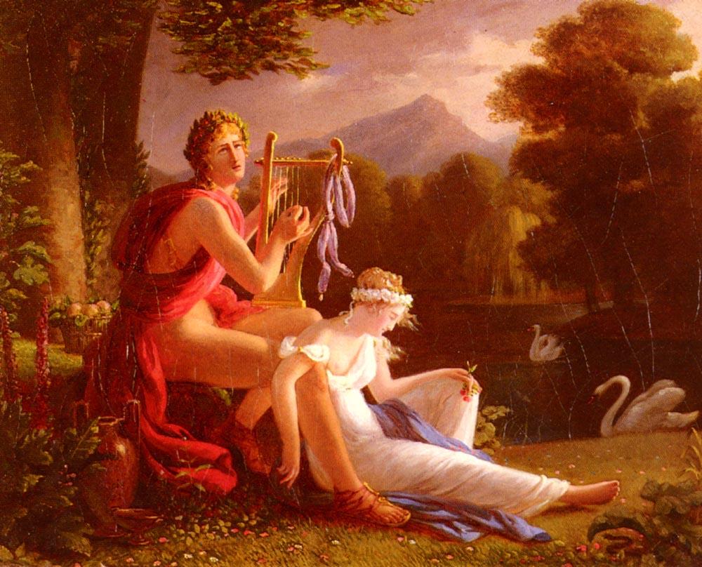 Louis Ducis orpheus eurydice