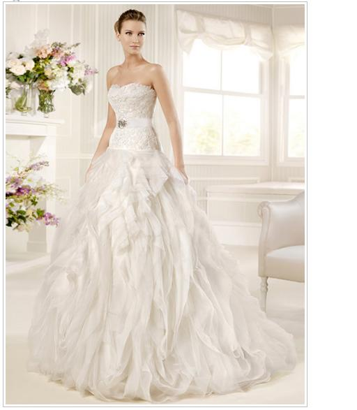 Wedding Dress Websites 19 Elegant wedding gown websites