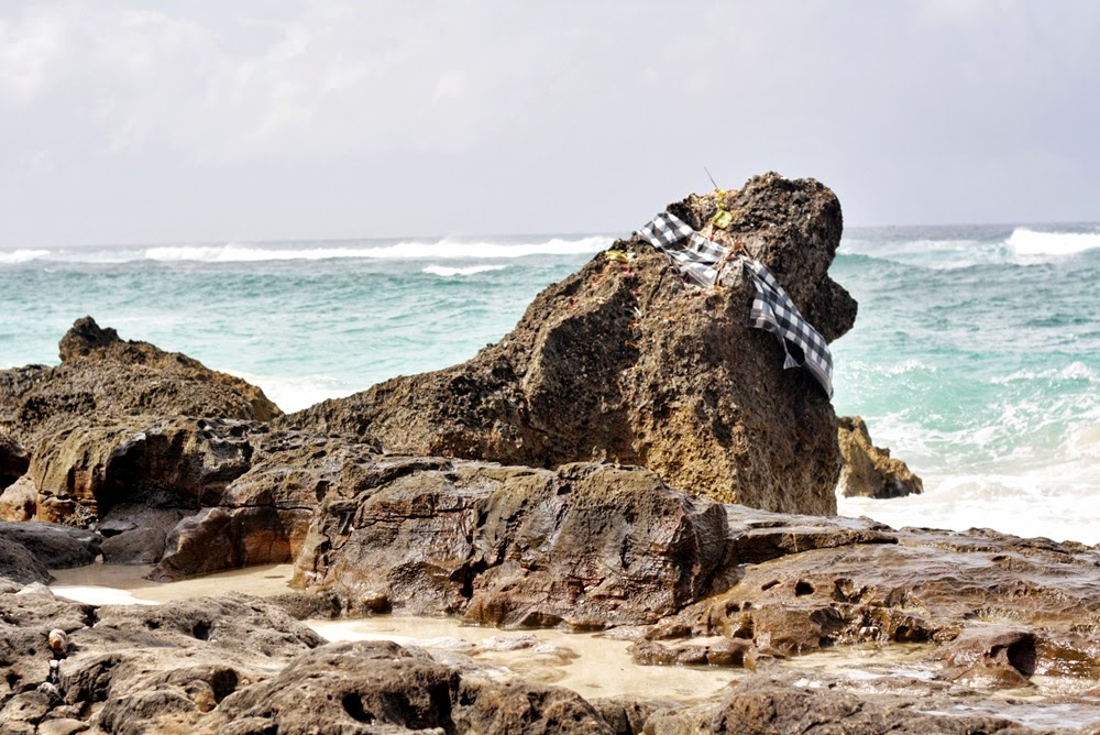 DELUXSHIONIST AT KARMA BEACH KANDARA BALI