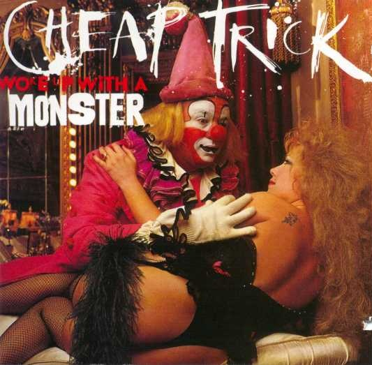 Download Gratis Lagu Cheap Trick Album Woke Up With A Monster | AUDIO / MP3