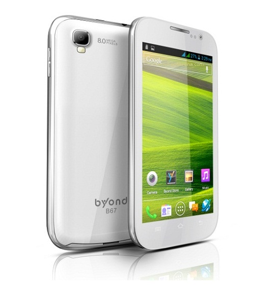 Byond B67 Price, Features and Specifications