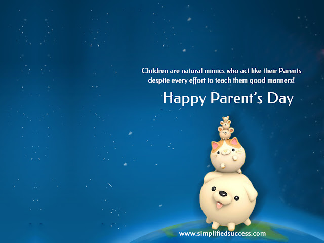 Happy Parents Day Images 2015