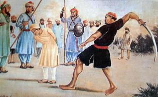 Shocking Facts about Babur - Beheading Games