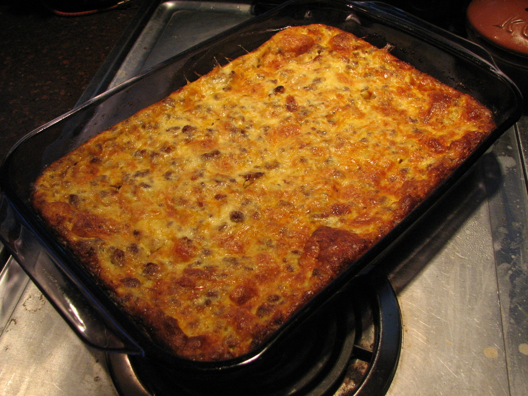 Cheesy Green Bean Casserole and 5 Great Real Food Holiday Recipes ...
