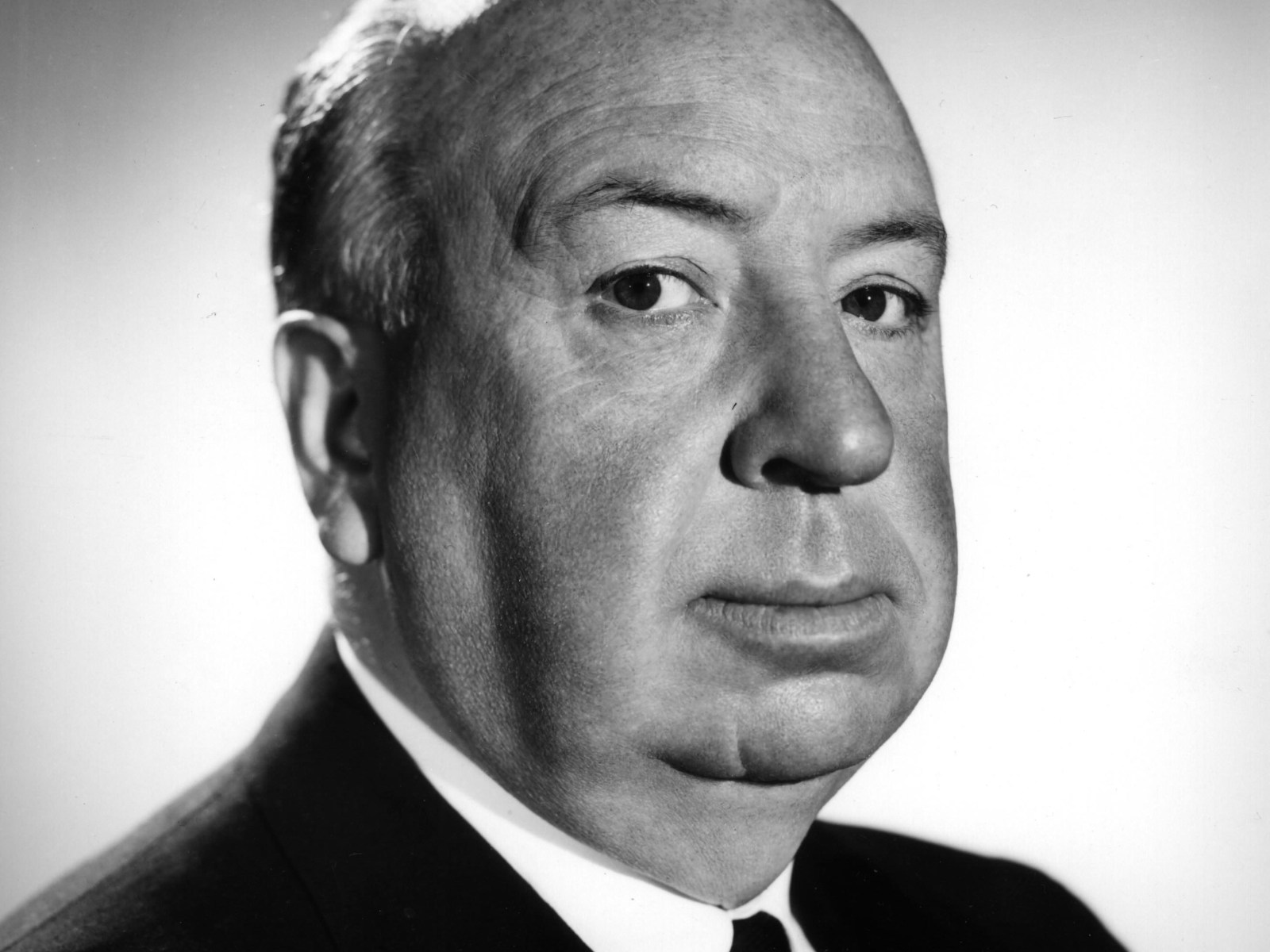 alfred hitchcock and his choice of black and white film Portrait of britsh-born american film director alfred hitchcock (1899 - 1980) at the press conference for a tribute in his honor held at lincoln center, new york, new york, april 20, 1974.