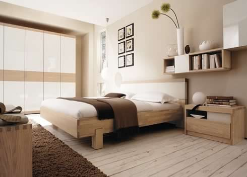 Warm Bedroom Decorating Ideas