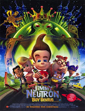 Jimmy Neutron: el niño inventor (2001) [Latino]
