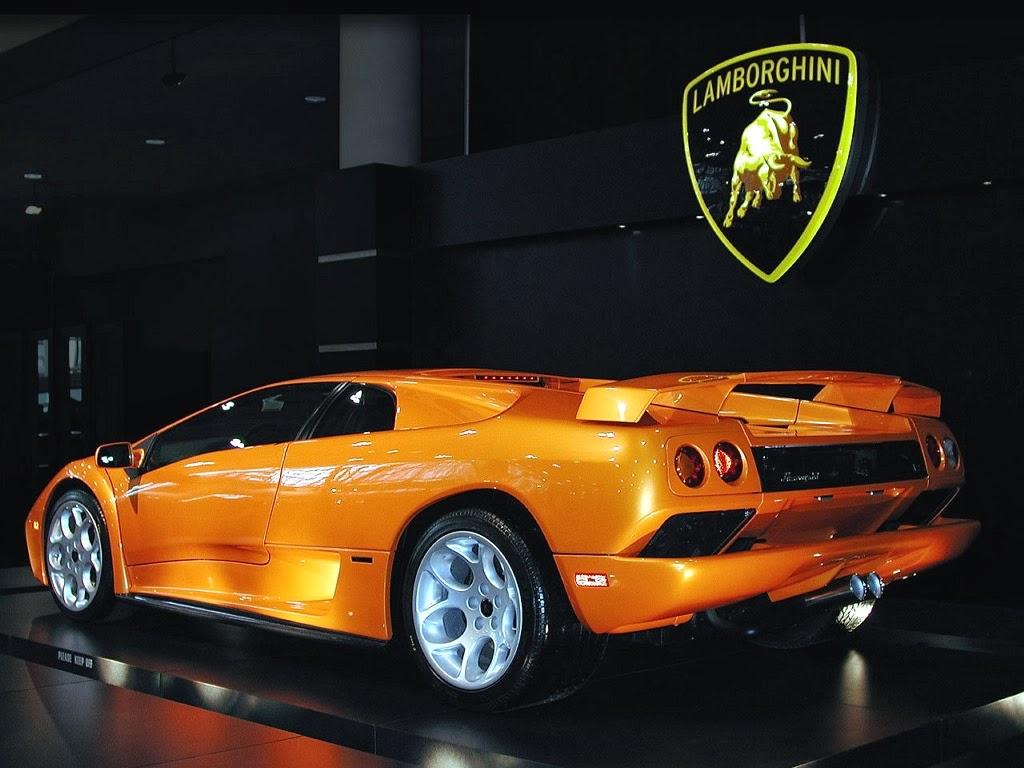 Classic car into a Lamborghini masterpieces 4