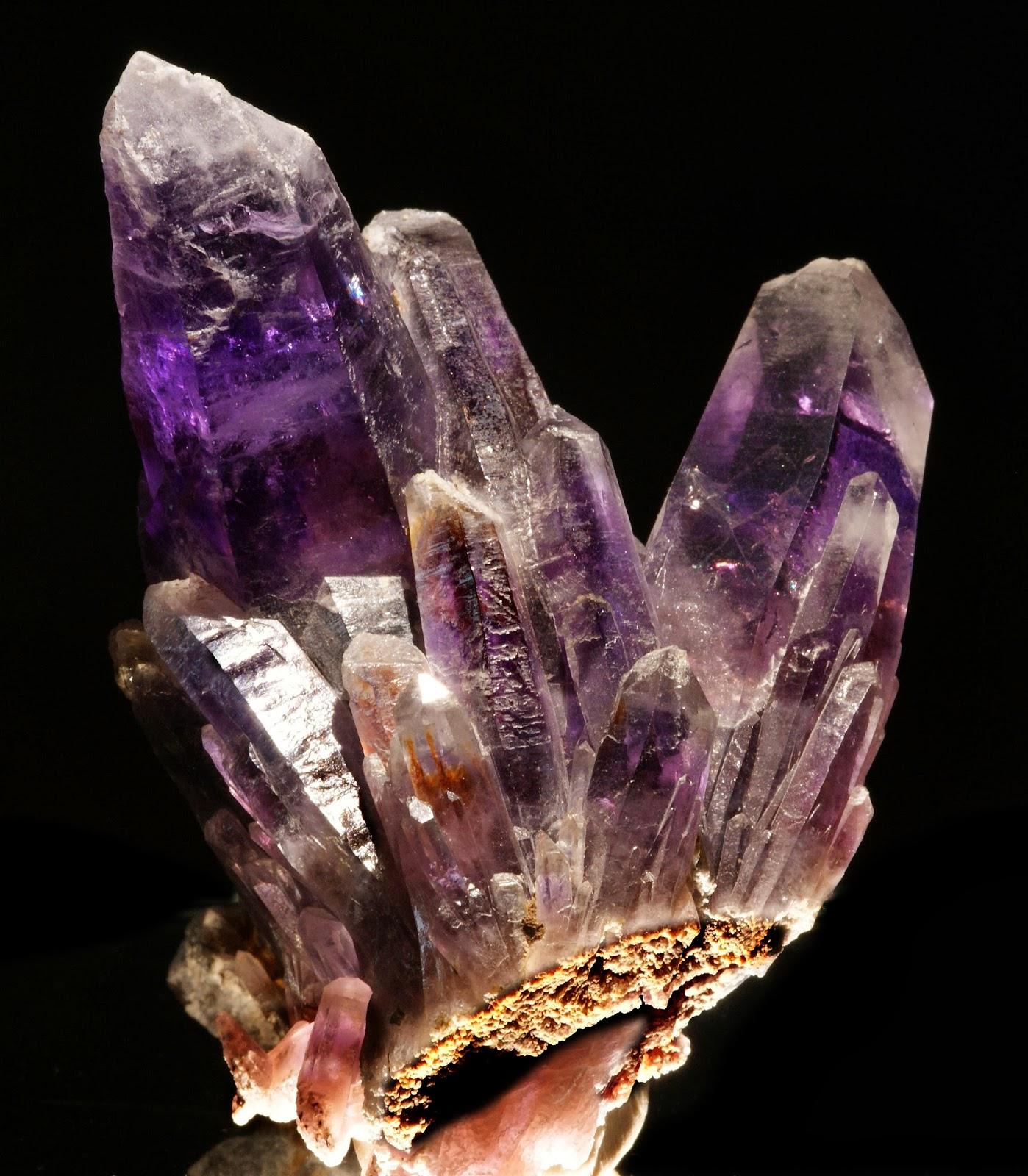 Minerales que curan propiedades de la amatista - Fausse pierre precieuse ...