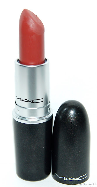 MAC Matte Lipstick in Whirl