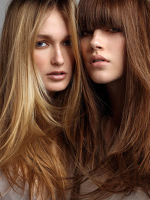 Tomy b december 2011 for 3 brunettes and a blonde salon