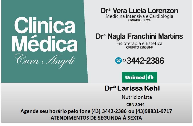 SAÚDE - Em Bom Sucesso tem Clínica Médica com especialidades