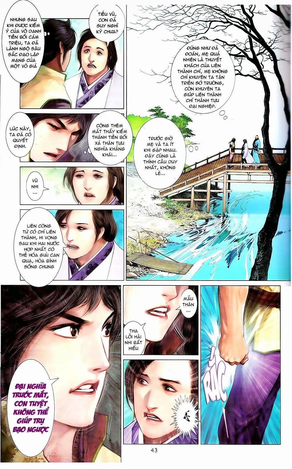 Phong Vân Chap 665 - Trang 42
