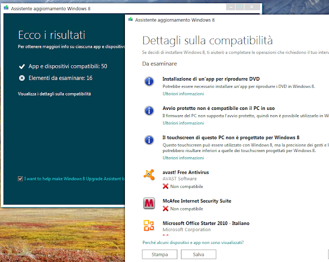 compatibilit%C3%A0 windows 8 2 Controllare Compatibilità PC e Programmi con Windows 8