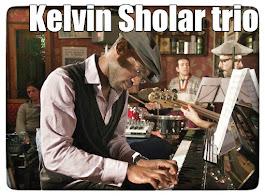Kelvin Sholar trio