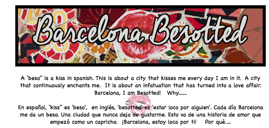 Barcelona Besotted