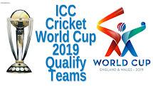 ICC World Cup Cricket Schedule 2019