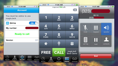 MagicJack - Make Free Calls From Your iPhone