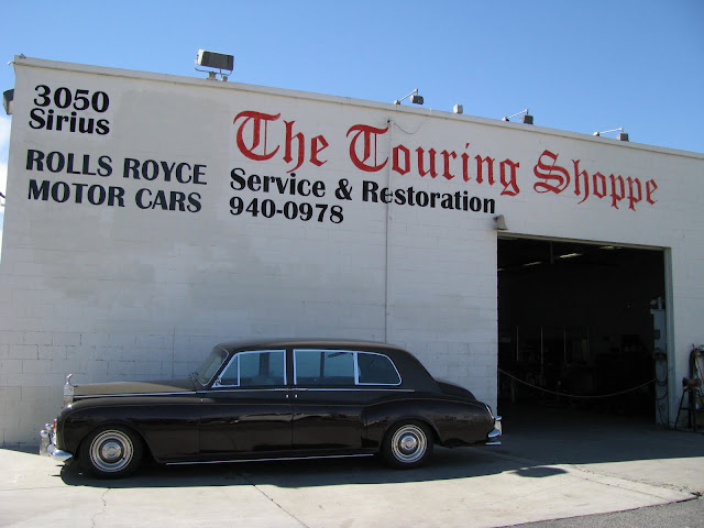 The Touring Shoppe Rolls-Royce and Bentley Las Vegas