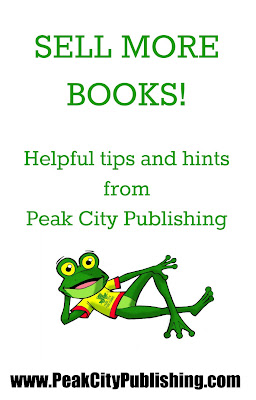 get help selling your books from Peak City Publishing, independent book publisher in Raleigh NC