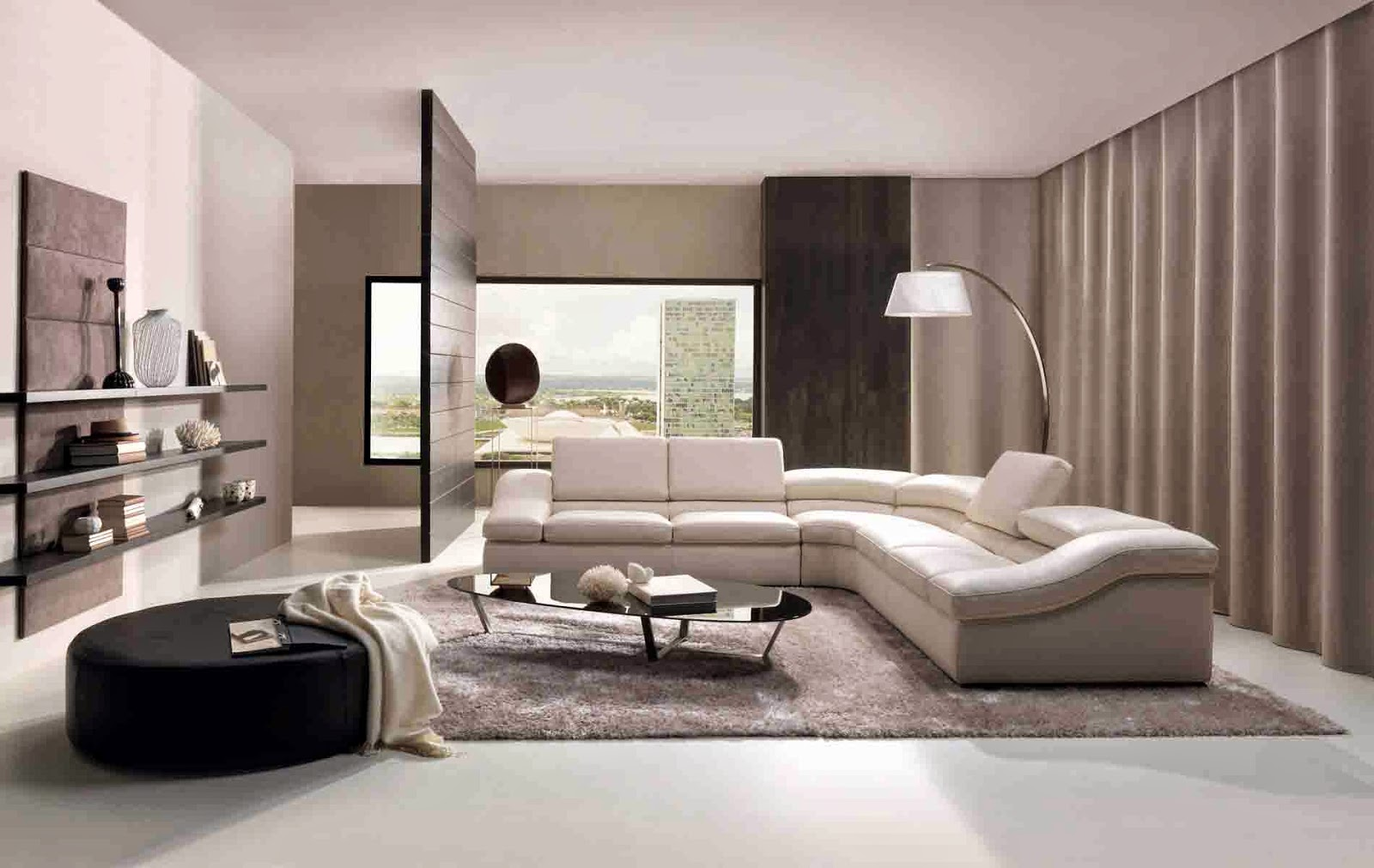 contemporary home decorating ideas living room