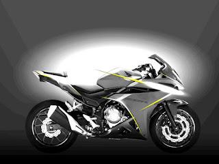 Desain Terbaru CBR 500R Sajikan Model Yang Lebih Tajam