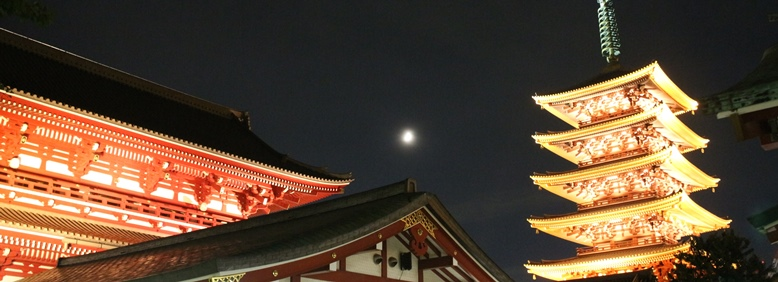 Sensoji Illumination