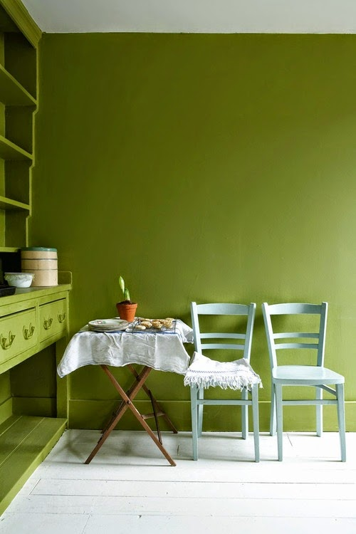 green,monday,déco,vert,peinture