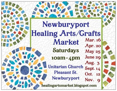 Newburyport Healing Arts/Crafts Market