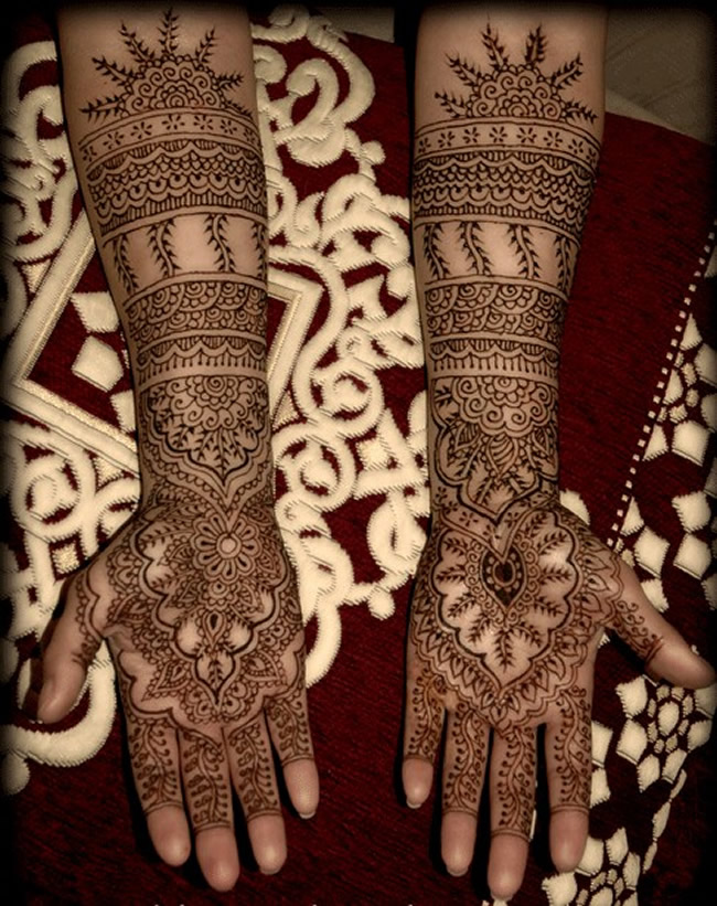 mehndi design 59 - Latest Mehandi Designs 2013