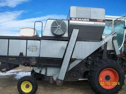 Gleaner M2 combine parts