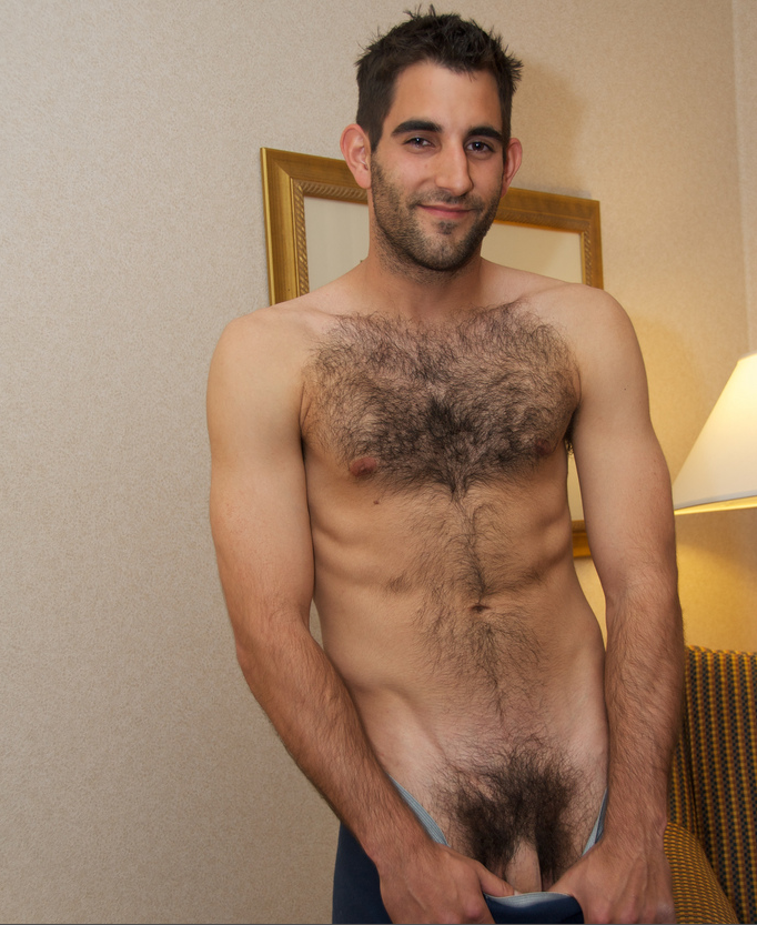 I want a hairy chest commit