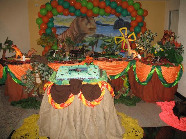 dinossauros- temas de festa infantil