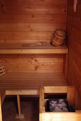 Almdorf Reiteralm - Dachstein Hütte Finnische Sauna