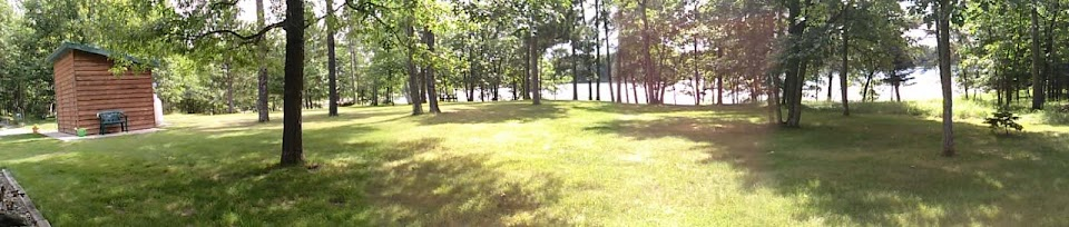 Mud Lake in Summer
