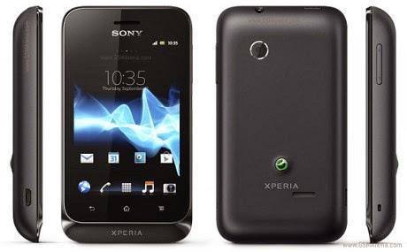 Xperia Tipo, Android Sony Paling Terjangkau Rp 1,5 Juta