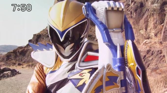 Zyuden Sentai Kyoryuger Episode 10  Zandar  Gold Revival - SUBZyuden Sentai Kyoryuger Gold