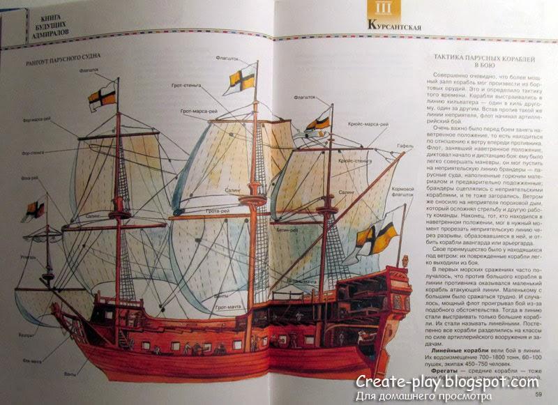 Книга будущих адмиралов  Митяев