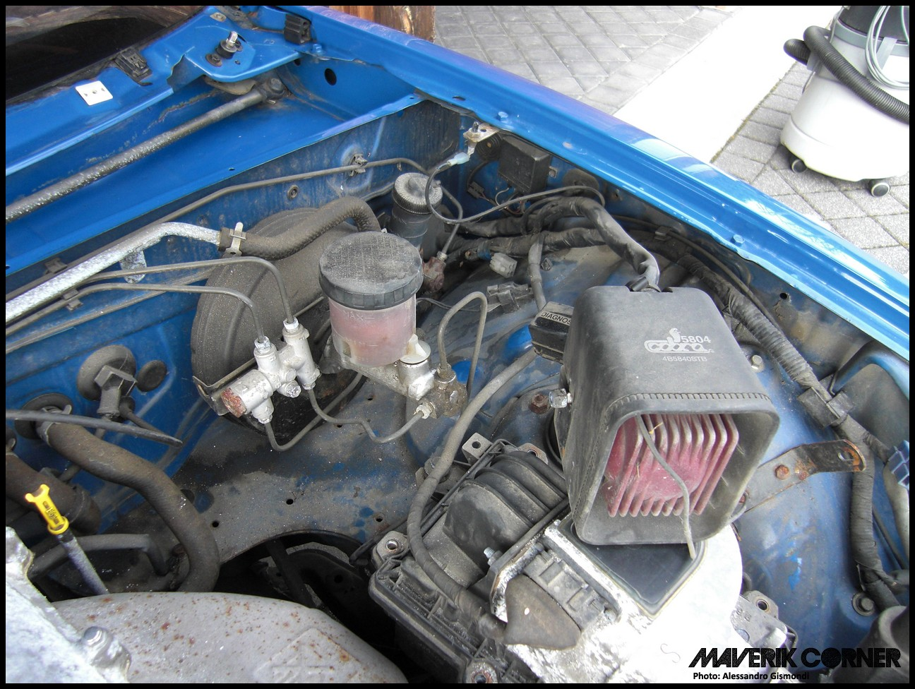 how to clean engine bay
